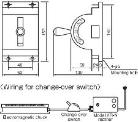 Hysteresis Manual Switch (S-2A) 2