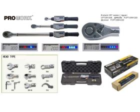 Digital Type Torque Wrench CPTG ProTork