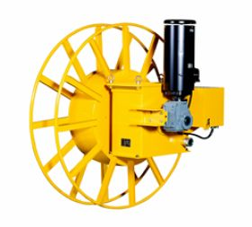 Cable Reel w Torque Motor
