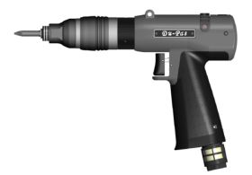 TDBS Pistol Series Pneumatic Torque Screwdriver 0310Nm